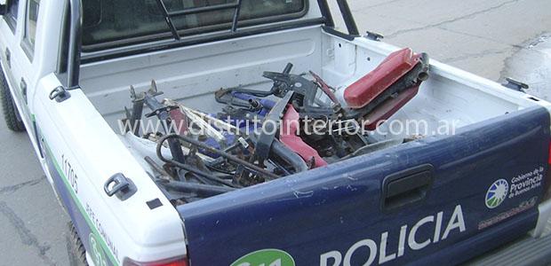 Los mismos fueron realizados por la Policía de nuestra ciudad esta tarde alrededor de las 18:30 horas en dos domicilios ubicados en las calles Puesto de Marques y Monte Santiago […]
