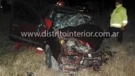 El triple choque ocurrió esta noche alrededor de las 20:00 horas sobre la ruta 33 entre General Villegas y América cuando un automóvil, un Renault Megane que circulaba en dirección […]