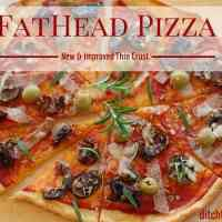 Fat Head Pizza - The Holy Grail