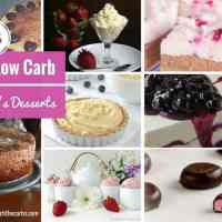 25 Killer Low Carb Valentine's Day Desserts