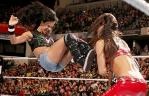 AJ vs Brie