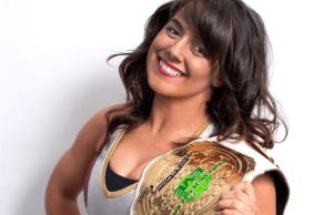 Nikki Storm Eve Title