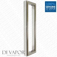 300mm Shower Door Handle | 30cm (approx. 12 Inches) Hole ...