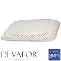 Bath Pillow | Di Vapor Luxury Waterproof Bath and Spa ...