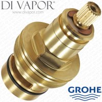 Grohe 47600000 Thermostatic Cartridge with Shuttle Piston ...