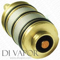 Thermostatic Shower Valve Cartridge Replacement with Long ...