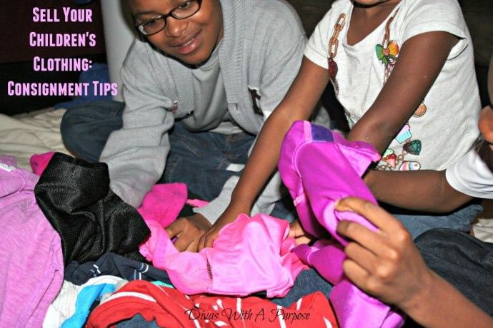 Sell Your Children's Clothing: Consignment Tips