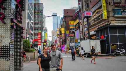 RTW Seoul South Korea Divergent Travelers