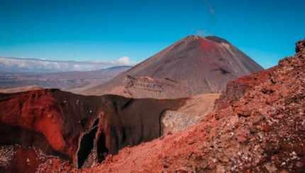 Top 6 things to do in New Zealand Tongariro Crossin