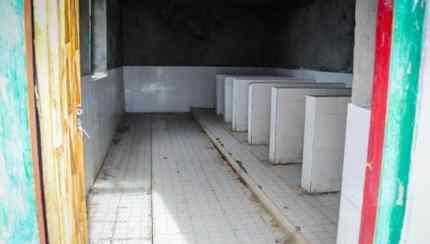 Tibet Gampa La Pass bathroom