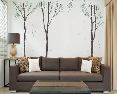 15 Wonderful Large Wall Decals For Living Room New Atmospheres - large wall decals for living room