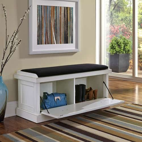 15 Best Storage Bench For Living Room To Keep Your Stuff Comfortably - bench for living room
