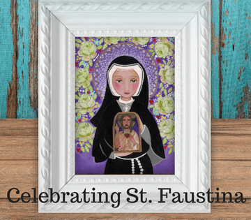Celebrating St. Faustina