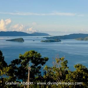 Dampier Strait Panorama