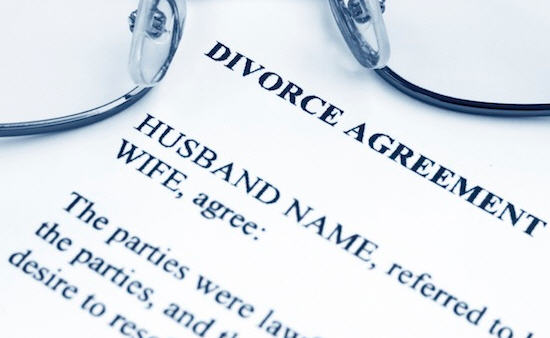 Sample Divorce Agreement for the US States - sample divorce agreement