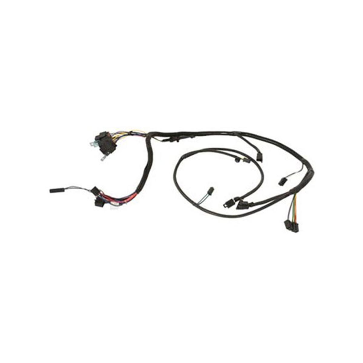 dixie chopper wiring harness 500086