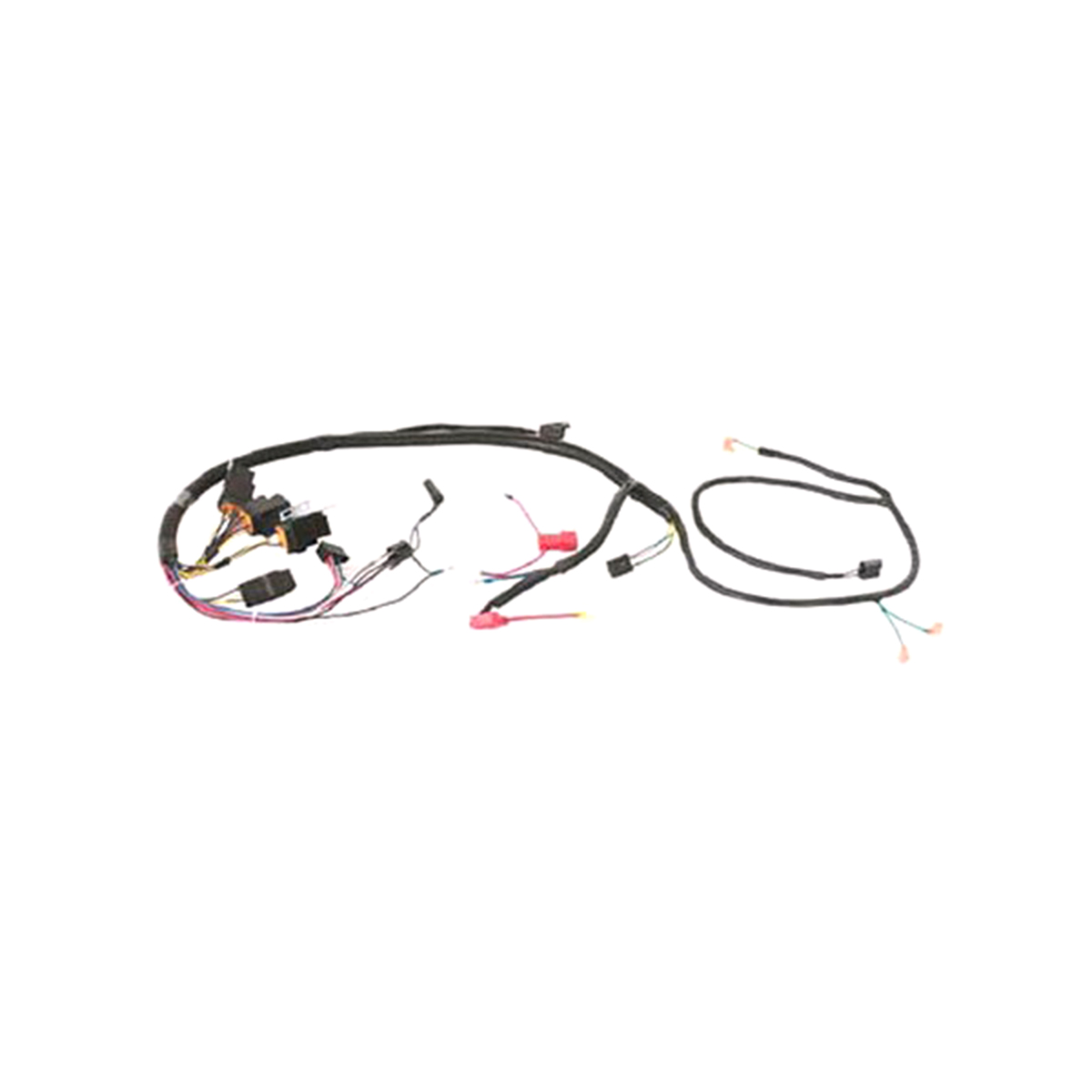 dixie chopper wiring harness 500086