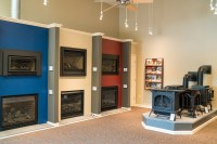 Gas Fireplaces and Gas Heating Stoves - Dixie Gas & Oil
