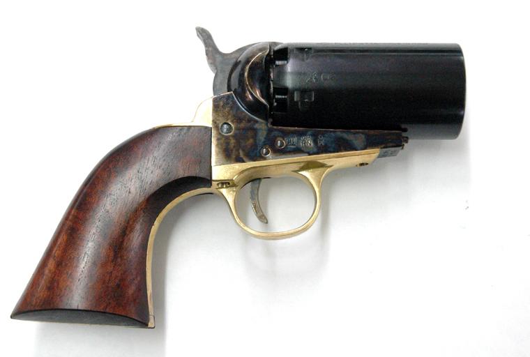 Rh1050 1851 Navy Yank Pepperbox Revolver