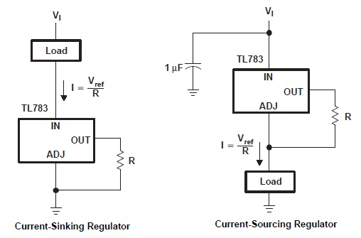 circuit forms constantcurrent scr edn