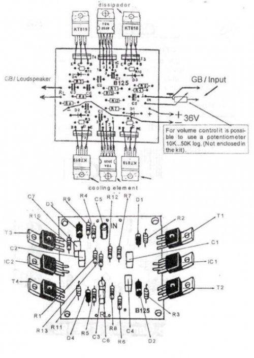 mini 50 watt mosfet inverter circuit electronic circuit projects