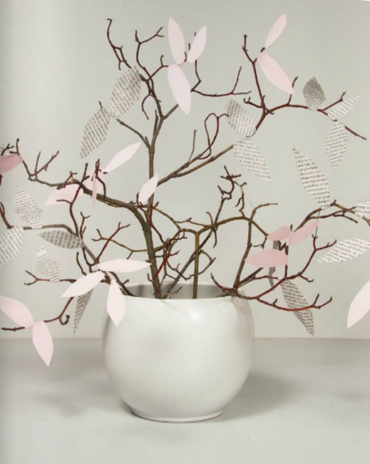 Fall Ceiling Wallpaper 12 Diy Spring Amp Easter Home Decorating Ideas Simple Yet