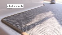 How to Replace Boat Carpet with Woven Flooring   diy.fyi