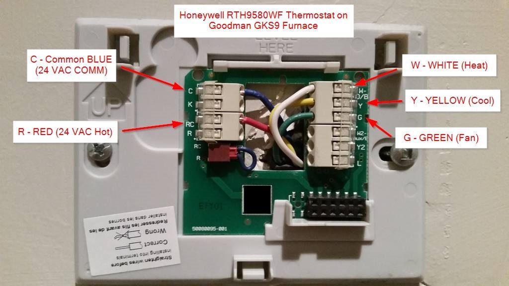 Honeywell Rth9580wf Wiring Diagram - 313nuerasolar \u2022