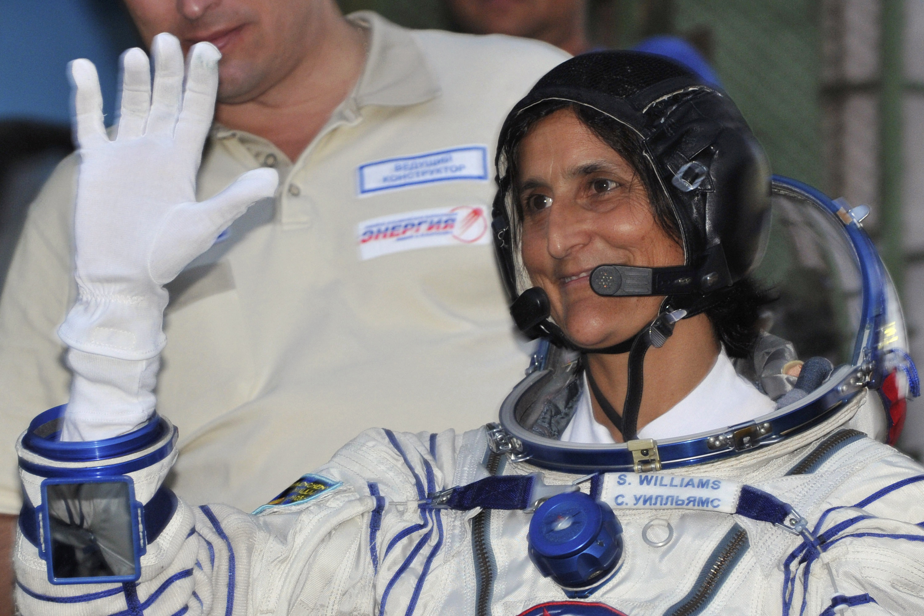 Sunita Williams leads successful testing of new spacecraft