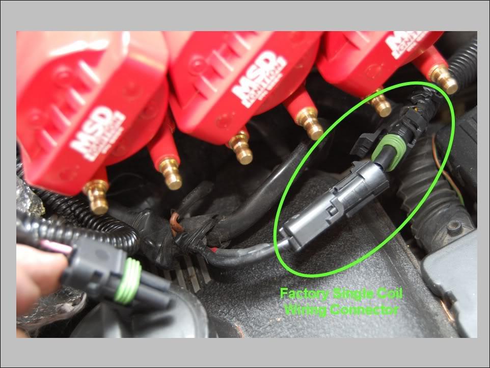 Wasted Spark Install by Brad D bmw 5-series-e28 diys DIY