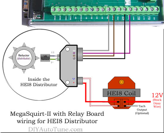 wiring diagram connector hei8
