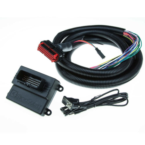 The versatile MicroSquirt with 8 foot harness- Version 30 ECU