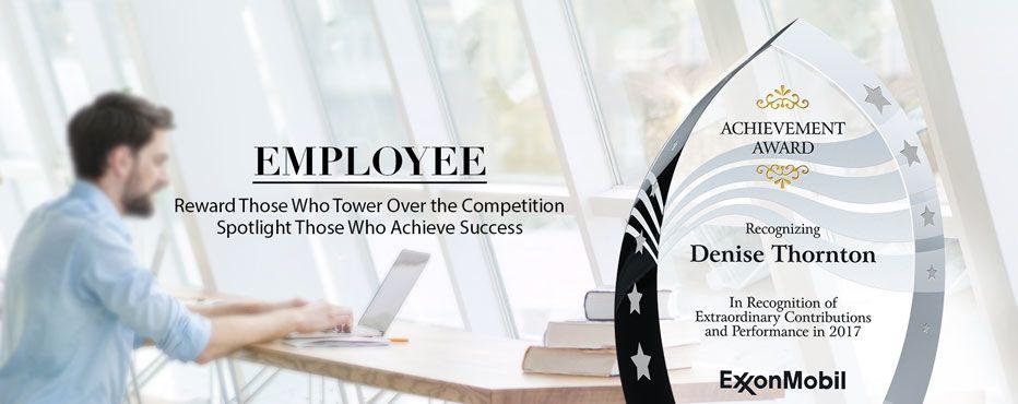Wording Ideas for Employee of the Year Award - DIY Awards