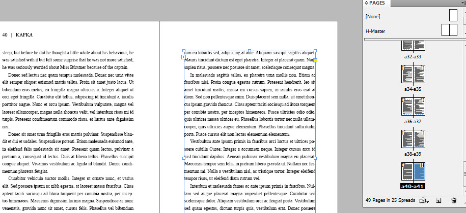 How to format a book in InDesign (free templates!)