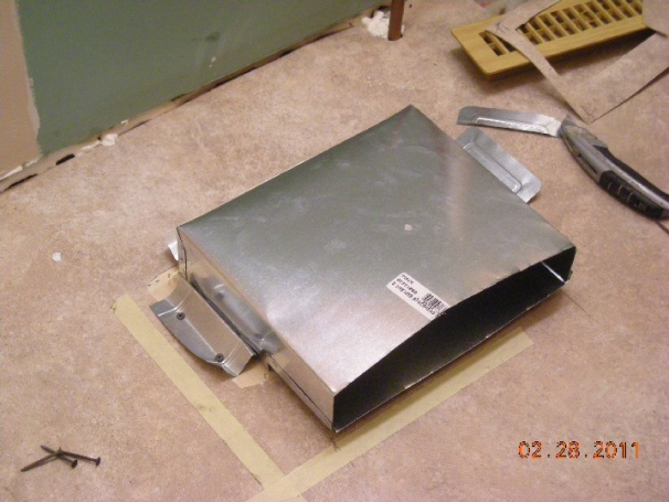 Building Hvac Vent Into Bath Vanity Carpentry Page 2