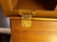 Converting Overlay Hinges To European Hinges - Carpentry ...