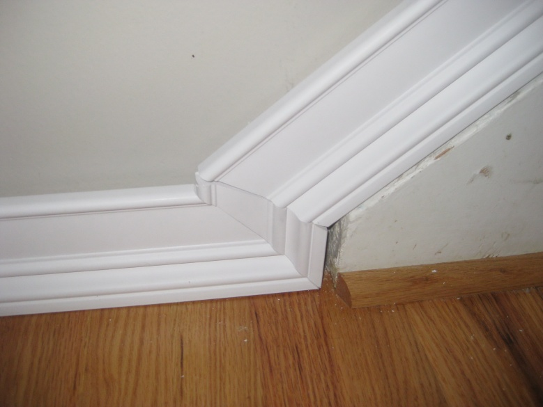Baseboard Transition Can39t Get That Angle Carpentry