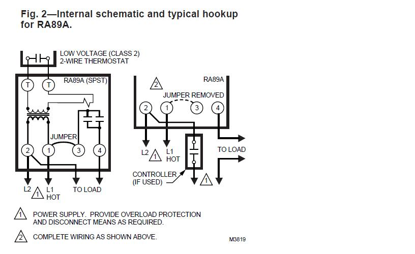 Honeywell Control Wiring Diagram Online Wiring Diagram