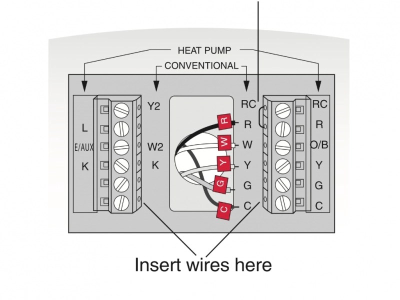 Lennox G26 And Thermostat C Wire Connection - HVAC - DIY Chatroom