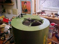 Ol Furnace Blower Fan Bearing Replacement - HVAC - DIY ...
