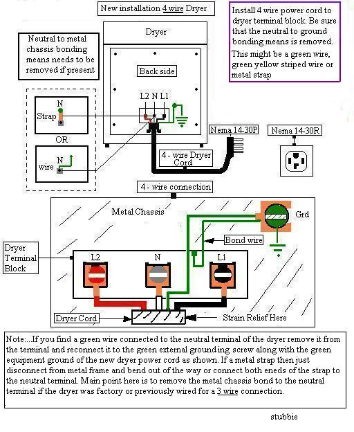 Electric Dryer Wiring Diagram Moreover Electric Dryer Wiring Diagram