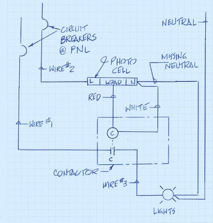 Lighting Contactor Wiring Diagram On Electronic Circuit Diagrams