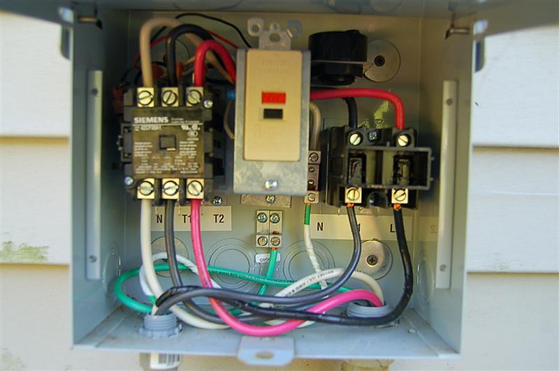Wiring A Midwest Spa Panel - Wiring Solutions