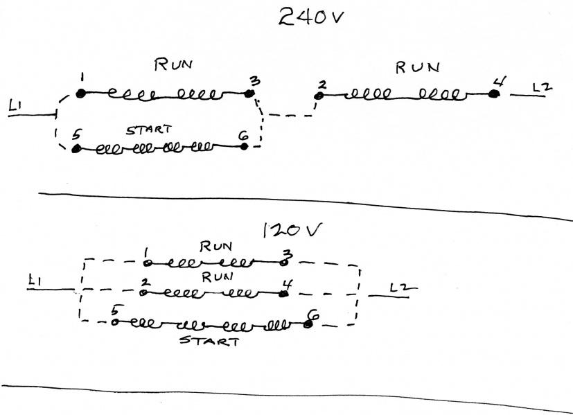110 220 Single Phase Motor Wiring Diagram Download Wiring Diagram
