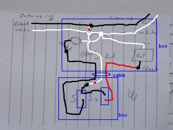 Wiring Diagram Of A Bathroom Wiring Diagram