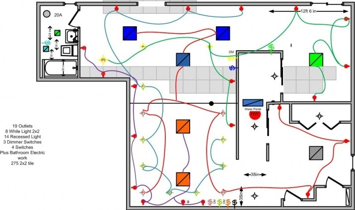 Wire Diagram For Basement - Egygayentrepreneursnl \u2022
