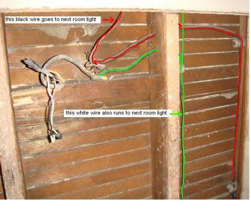 Old Black Wiring Better Wiring Diagram Online