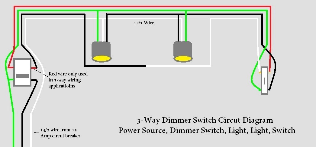 Diy 3 Way Dimmer Switch Electronic Schematics collections