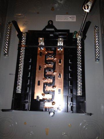 Siemens Sub Panel Wiring - Electrical - DIY Chatroom Home