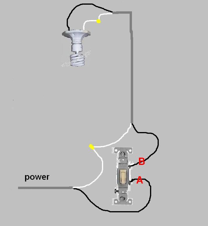 diy light switch wiring